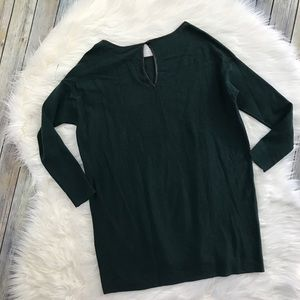 Market & Spruce Sweaters - Market & Spruce Stitch Fix Hunter Green Sweater