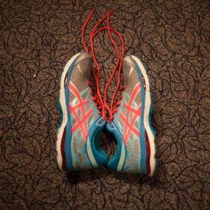 Asics Shoes - Asics Gel Cumulus 17 Women's Running Shoes