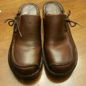 Eastland Shoes - Eastland leather clog style shoes.