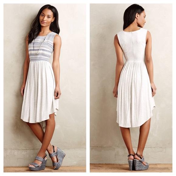 5a7b76eb3332d Anthropologie Dresses & Skirts - Anthropologie Dolan Left Coast Sabado Dress  Blue L