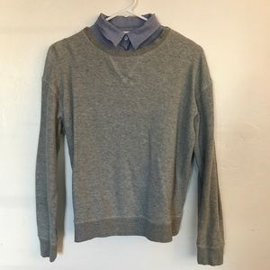 Band Of Outsiders Sweaters - Band of Outsiders layered sweater