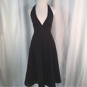 J. Crew Dresses & Skirts - J. Crew Black Halter Dress