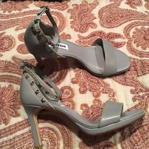 32e51215f801 Dune London Shoes - Dune London gray heels.📍FINAL price.