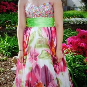 Alexia Designs Prom Dress