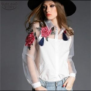 10.Deep Tops - Shirt