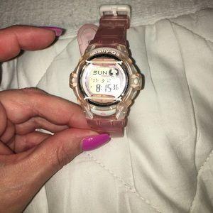 Casio Accessories - Baby-G Casio watch