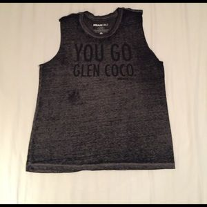 'You Go Glen Coco' Tank