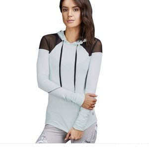 Zobha Tops - Zobha Jagger exersize hoodie size small