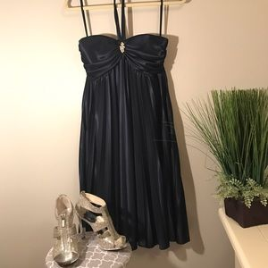 Blondie Nites Dresses & Skirts - ⚓️Deep Navy Evening Dress