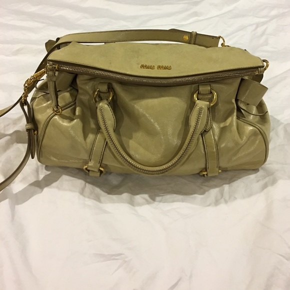 Miu Miu Bags   Vintage Cross Body Bag   Poshmark cb45fdef22
