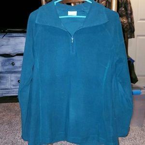Ladies Columbia Fleece Pullover