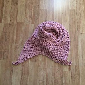 Accessories - Pink Mermaid Tail Blanket Sack