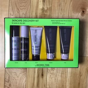 Michael Todd Other - Michael Todd Acne Skin Care Kit