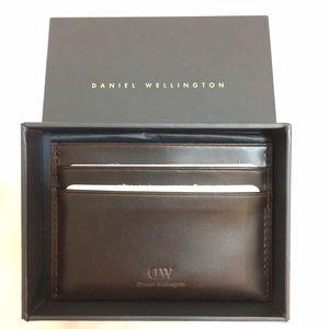 Daniel Wellington Accessories - Daniel Wellington Leather Card Case Wallet