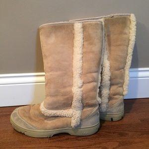 Ugg Boots Fur Trim