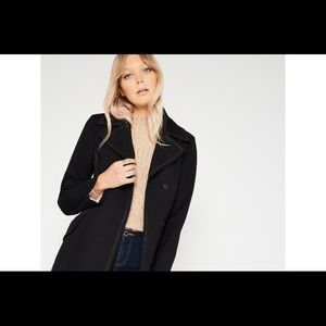 Dollhouse Jackets & Blazers - Black Trench Coat