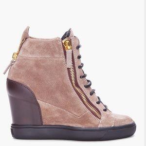 Giuseppe Zanotti Shoes - Giuseppe Zanotti sneaker hidden wedge 36 us(6)