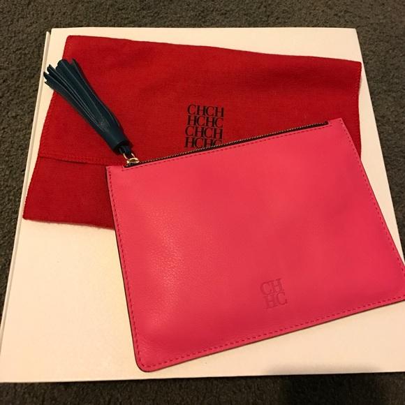 3f6a8e8aaa1d Carolina Herrera Handbags - NWOT Authentic Carolina Herrera pouch
