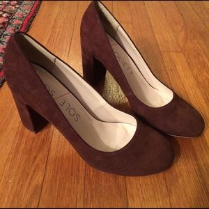 Brand New In Box Sole Society Giselle Pump