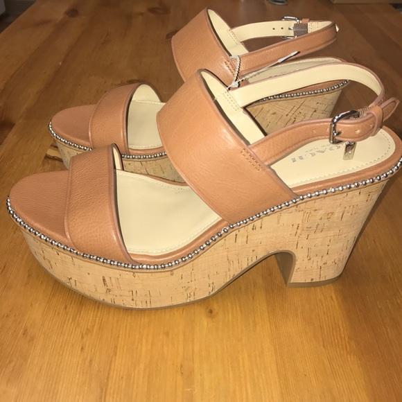 fabd8efab61 Coach Shoes - Coach New Quartz Brown Womens Shoes