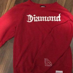 Diamond Supply Co. Sweaters - Diamond Supply Co. crewneck