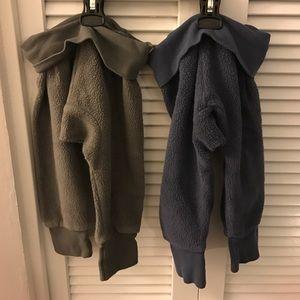 Zutano Other - 2 Pairs Zutano Fleece Pants 24m
