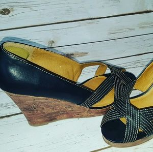 Classified Shoes - Womens Classified Wedges, size 10