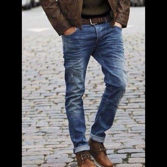 52c67667 Zara Jeans   Men Zj Jogger Denim Dropped Crotch   Poshmark