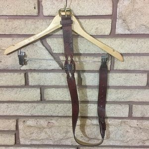 Relic Accessories - Relic leather belt