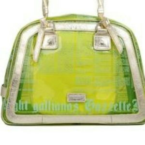 Galliano Handbags - Galliano satchel