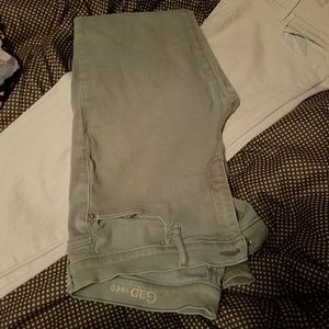 GAP Denim - Army Grean Jeans