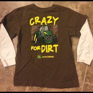 John Deere Other - 🚜John Deere Crazy For Dirt Shirt Sale🚜