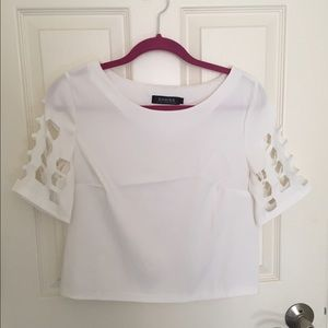 Choies crop top