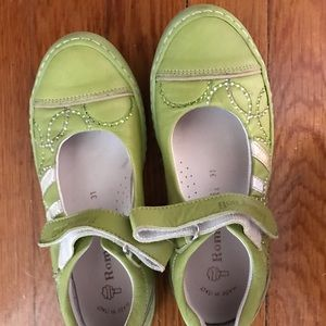 Other - Romagnoli italian girls shoes very good condition