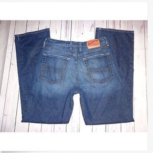 Lucky Brand Other - Men's LUCKY BRAND Low Rise Straight Jeans! 32 x 32