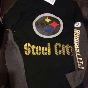 Tops - Brand new Pittsburgh Steelers Shirt