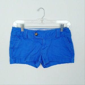 Red Camel Pants - EUC Royal Blue Nautical Shorts