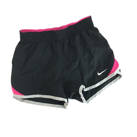 420dd9a68d47 Nike Bottoms | Little Girls Drifit Tempo Run Shorts | Poshmark