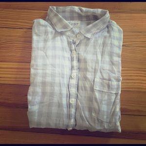 J. Crew Factory Button Down Shirt