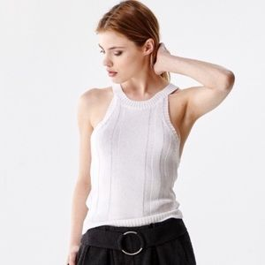 Tea n Cup Tops - Tea n Cup grace knit tank