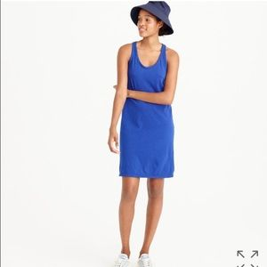 J. Crew Dresses & Skirts - J Crew racerback tank dress NWT