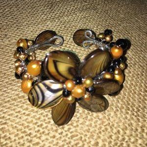 Jewelry - Choker necklace and bracelet set