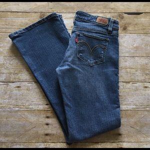 Levi's Superlow 518 Jeans