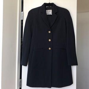 Moschino Jackets & Blazers - Moschino navy peacoat