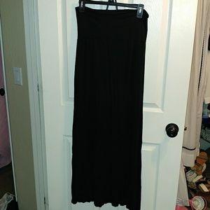 Full Tilt Dresses & Skirts - Full Tilt Black Maxi