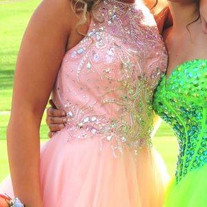 Sherri Hill Dresses & Skirts - Light Pink Homecoming/Formal Dress