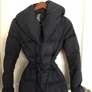 Add Down Jackets & Blazers - Add down navy blue jacket size 2