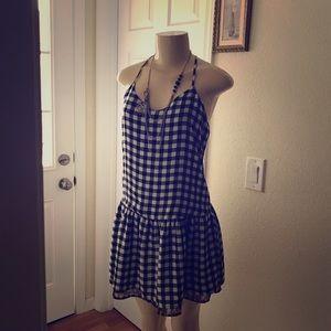 Vera Wang Dresses & Skirts - 📍VERA WANG princess:|Checkered Dress.Size: SMALL.