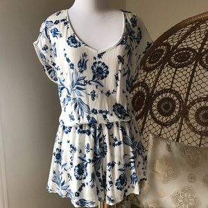 Show Me Your MuMu Other - Show Me Your Mumu Rowdy Romper - NWT - size Small