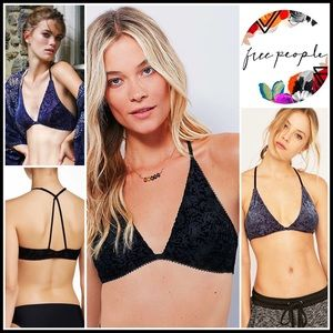 Free People Other - ❗️1-HOUR SALE❗️FREE PEOPLE Strappy Back Bra